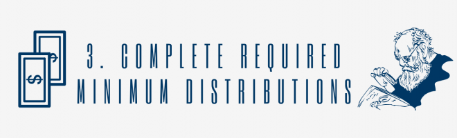 Complete Required Minimum Distributions
