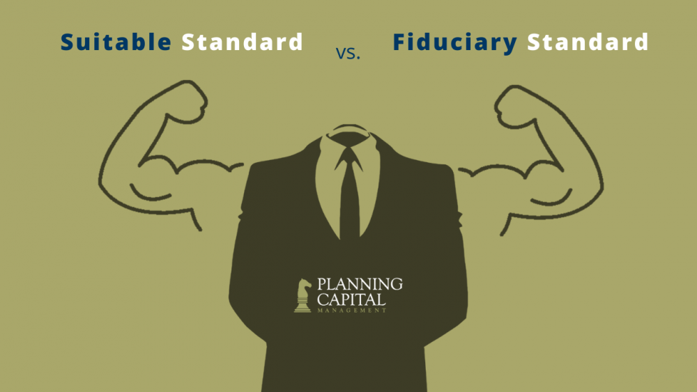 Suitable vs. Fiduciary